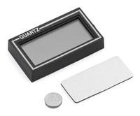 자동차 장식품 미니 디지털 LCD 시계 자동 시계 자동차 대시 보드 장식 홈 데스크 날짜 시간 달력 장식 액세서리