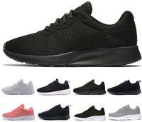 new styles 4f3e0 6c1f2 nike tanjun Diseñador tanjun hombres mujeres zapatillas London 3.0 1.0  Triple negro blanco azul rojo olímpico