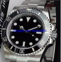 Hot sell Automatic watch 41mm luxury brand men Black face No...