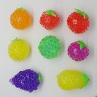 New Pattern Originality Squeezed Fruit Vent Jelly Stress Bal...