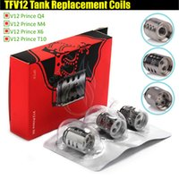 Top TFV12 Prince V12 Q4 M4 X6 T10 Replacement Coils Massive ...