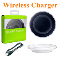 High Quality Universal Qi Wireless Charger For Samsung Note8...