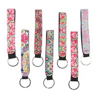 Lilly Pulitzer Key Chain Neoprene Bag Charmer Keychain Subli...