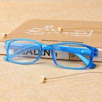 8c3f9ec93 Óculos de Leitura de Dureza da moda PC Full Frame Óculos Presbiopia Mulheres  Homens HD Resina