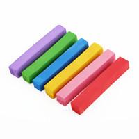 Временные 6 цветов/набор мелков для волос нетоксичный цвет волос Мел краска пастель палка DIY инструменты для укладки большая распродажа