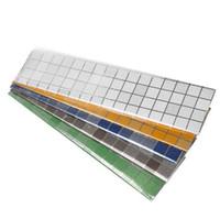 Alta temperatura Anti-óleo colar telha adesivos de parede Utensílios de Cozinha cozinha telha cerâmica adesivos de parede