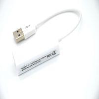 USB محمول إلى rj45 بطاقة شبكة خارجية خالية من السائق محول بطاقة إيثرنت الخارجية