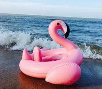 풍선 수영장 장난감을 수영 풀 수레 아기 풍선 플라밍고 백조 페가수스 물 수영 수영 링 풀 유니콘 동물 장난감