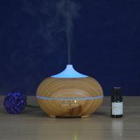Ultradźwiękowy zapach Essential Essential Oil Burner Cool Mist nawilżacz Aromaterapia Dyfuzor Oczyszczacz
