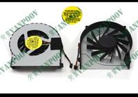 노트북 냉각 팬 (냉각기) H P Pavilion dv6 dv7 dv6-3000 dv7-4000 시리즈 용 W / O 방열판