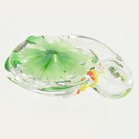 Wholesale New Handmade Big Murano Lampwork Glas Elefant Anhänger Halskette Für Frauen Geschenk