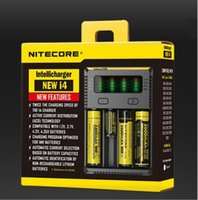 Nitecore I4 Original Charger Twice Charging Speed 4 Bay Inte...