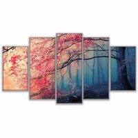 Poster HD Prints Modern Wall Art Canvas For Living Room 5 Pi...