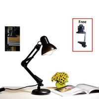 Classical table lamp Can be replaced E27 Bulbs lamp study Fo...