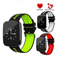 Smart Band V6 Fitness Bracelet Heart Rate Tracker Pedometer ...