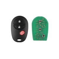 3 botões 315 Mhz chave de carro remoto para Toyota Tacoma 2005 2006 2007 2008 2009 2011 2012 2013 2014 2015 2016 chave Original