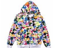 Wholesale Colors Woman Man Hoodies Fashion Loose Casual Stre...