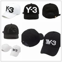 4 Colors New Y- 3 Dad Hat Big Bold Embroidered Logo Baseball ...