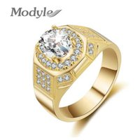 Modyle Hip Hop Ring High Quality Micro Pave CZ Rings Women &...