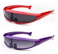 Männer und Frauen Sport Persönlichkeit Gläser Angeln Sonnenbrille Tanzbrille Anti-UV-Klasse UV400 Sonnenbrille Vielfalt von Sonnenbrillen, die