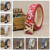 Mommy And Kids Belts Fashion Children Classic Needle Buckle ...