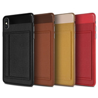 caso di telefono cellulare di cuoio di lusso per Iphone 11 pro XS max Xr x 6S 7 8 PLUS portafoglio titolare della carta di credito cavalletto per Samsung Note 8 9 S8 S9 S10