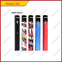 Комплект STALKER STALKER PAPOR STALKER ALL-IN-ONE BUBLE в 400 мАч батарея с картриджем 1,8 мл портативный и удобный комплект