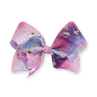"JoJo Siwa inspired Large 8"" hair bow Unicorn Jojo Bows ..."
