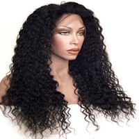 Brazilian Human Hair Lace Wigs Virgin Hair Afro Kinky Curly ...