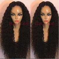 Top Quality Loose Curly Synthetic Lace Front Wigs 14- 26 inch...