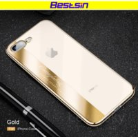 Bestsin Electroplating Phone Case For Iphone X Case TPU Soft...