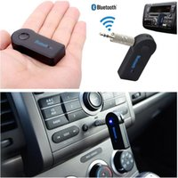 Wireless Car Bluetooth Adapter Receiver 3. 5mm Aux Stereo Wir...