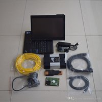 2021 NEXT Icom for Bmw Diagnostic Programming Tool with Computer x200t Touch Screen Newest Software 1000gb Hdd Ista Expert Mode