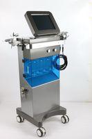 USA Beliebte Hydrafacial Skin SPA-System Sauerstoff Wasserstrahlschale Hydras Gesichts-Sauerstoff-Spritzpistole Hydro-Dermabrasion PDT-LED-Lichttherapie-Maschine