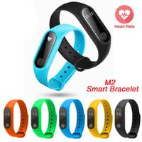 M2 سوار ذكي رصد معدل ضربات القلب Smartband ماء نشاط الصحة اللياقة البدنية تعقب نداء تذكير الصحة الاسوره لالروبوت دائرة الرقابة الداخلية