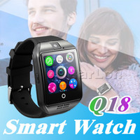 Best Q18 Bluetooth Smart Watch for android phones with Camer...