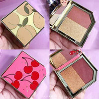 Faced TUTTI FRUTTI Fruit Cocktail Blush Duo StrobeBerry Bana...