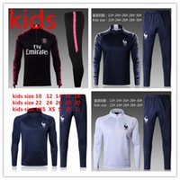 KIDS PSG tracksuit 2018 2019 YOUTH Paris tracksuits 18 19 MB...