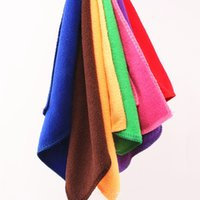 Kitchen Cleaning 5 Pcs Microfiber Towel Low Cost Nano Microf...