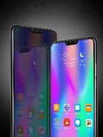 Verre trempé anti-bleu pour Vivo X20 X21 pour Xiaomi 5x note 4x note 5 pour lg k9 Façade Plein écran Protection Ecran Verre Protection Flim