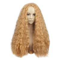 Hot&New Gothic Lolita Wig Natural Looking Heat Resistant Syn...