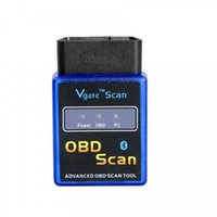 Top Quality ELM327 Vgate Scan Advanced OBD2 Bluetooth Scan T...