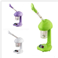 Hot Facial Steamer Professional Table Face Steamer 360 Degre...