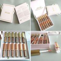 Stila Eye For Elegance Set Sternenaugen Liquid Eyeshadow Vault Reise Make-up Glow Set Augenkosmetik für Mädchen 12 Farben