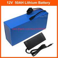 5aの充電器Eu米国の税がない12V 3S Li Ion 18650のバッテリーのための500W 12V 50Ahのリチウムイオン電池の電池