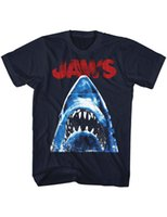 NEW NWT Jaws Shark Week Attire T- Shirt, Safe To Go Back In T...