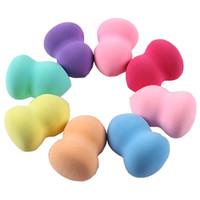 Vôsaidi 5 stücke Make-up Schwamm Fundament Mischen Schwamm fehlerlos für flüssige Cremes und Pulvern Multi Color Makeup Schwämme