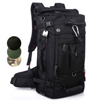Best Quality 40L Tactical Backpack Waterproof Hiking Camping Backpack  Travel Rucksack Outdoor Sports Climbing Bag DHL Shipping abddbb1d49a3c