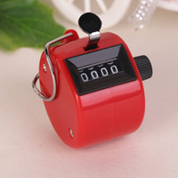 Digits Stainless Counters Professional 4 Digit Hand Held Tal...