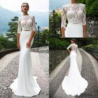 Wholesale Long Sleeve Casual Winter Wedding Dresses - Buy Cheap Long ...